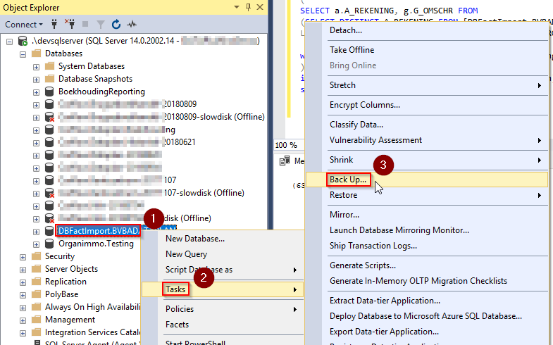 SQL Server performance troubleshooting - Part 1 - My